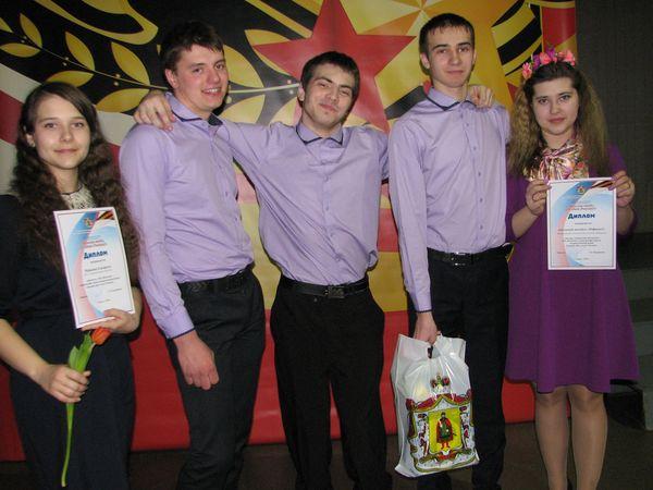 Ансамбль «НеформатЪ» успешно выступил на финальном гала-концерте в г. Рязань